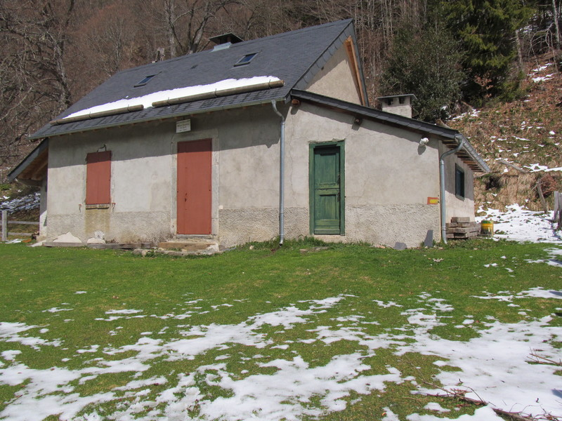 Refuge forestier isard-14