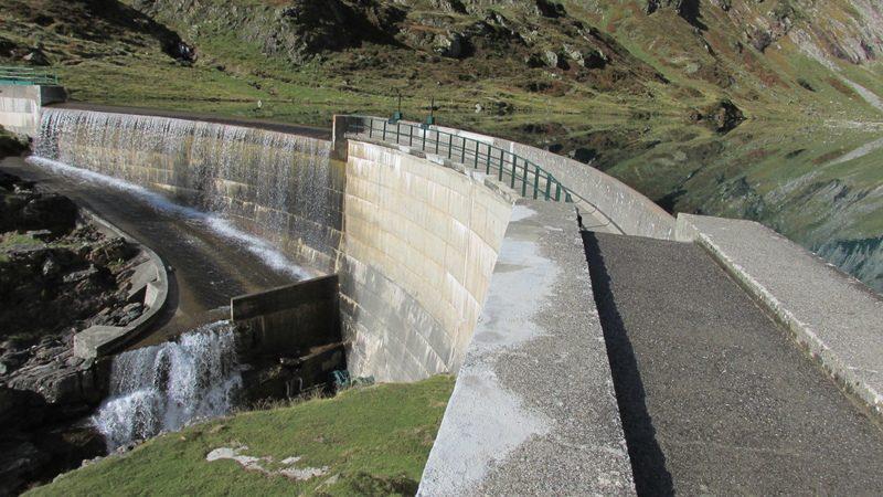 Pont Neige Houlette Barrage Ossoue-26