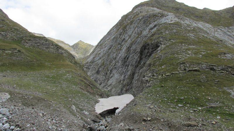 Pont Neige Houlette Barrage Ossoue-51