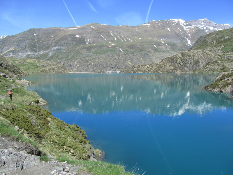 cirque cabane estaube lac barrage gloriettes troumouse gavarnie hautes pyrenees-12