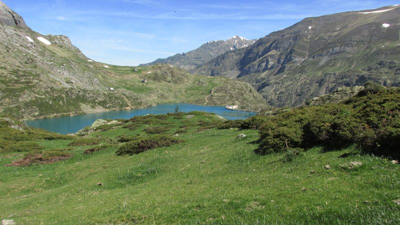 cirque cabane estaube lac barrage gloriettes troumouse gavarnie hautes pyrenees-20