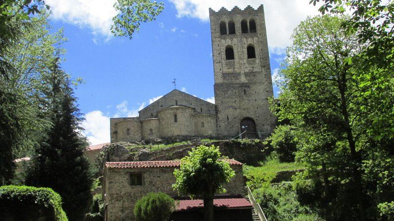 Abbaye Saint Martin Canigou-34