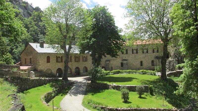 Abbaye Saint Martin Canigou-36