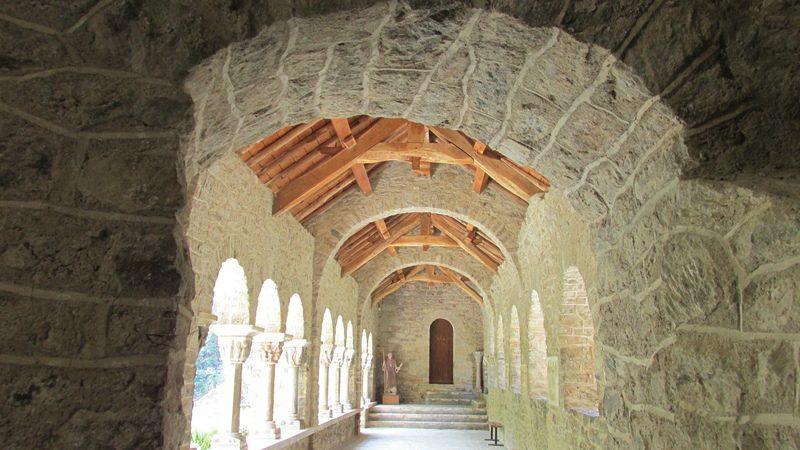 Abbaye Saint Martin Canigou-40