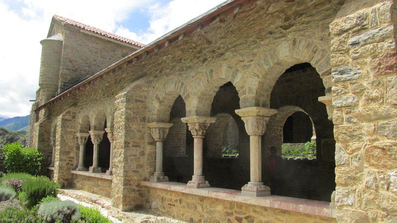 Abbaye Saint Martin Canigou-42