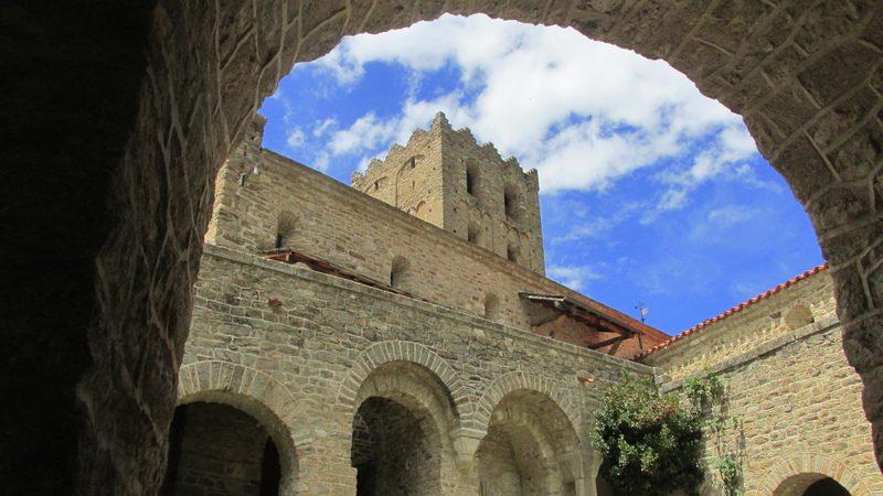 Abbaye Saint Martin Canigou-46