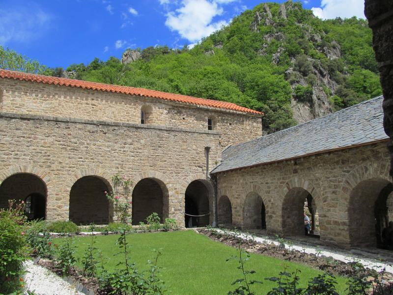 Abbaye Saint Martin Canigou-52