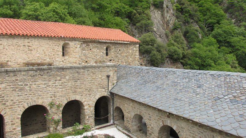 Abbaye Saint Martin Canigou-53