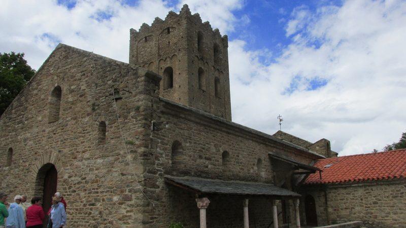Abbaye Saint Martin Canigou-54