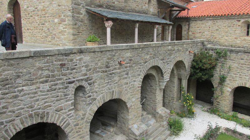 Abbaye Saint Martin Canigou-55