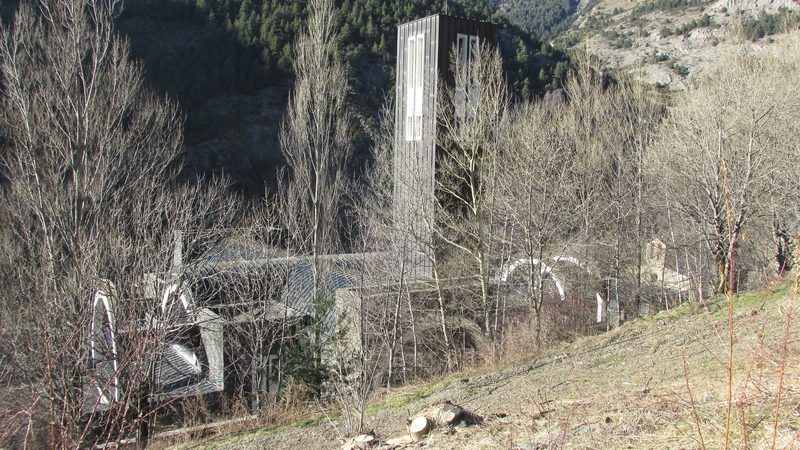 Cami Meritxell Canillo Prats Sanctuary-22