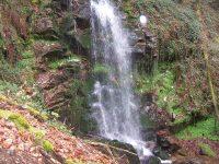 Prayols Les cascades de la Piche