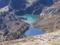 Étangs de Rabassoles par le Pic du Tarbesou et le Col de Pailhères