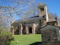 Chapelle Saint Paul d'Arnave depuis Bompas