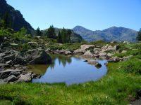 Les Étangs des Estagnols du Joclar et de Fontargente