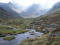 Les étangs de Roumazet et de la Soucarrane