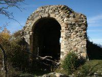 Le hameau et la Fontaine de Lujat par le Col de Faboscur et Ussat