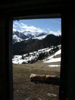 Refuge du Col de Joux