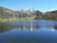 Les étangs de Montaut et Ruille par le refuge du Ruhle et Laparan