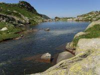 Les étangs et la cabane de Turguilla