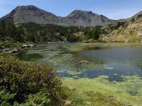 Les Lacs Étangs et Laquets des Camporels par la Serra Mauri