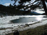 Le Lac d'Engolasters par le chemin des Pardines