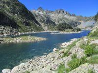 Les Lacs et Laquettes de Caderolles ou de la Mane et de Greziolles