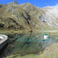 Le Pont de Neige depuis l'Espugue de Millas