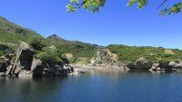 L'Étang de Fage Belle par le Col de Cadène et le Pic du Han