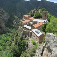 L'Abbaye de Saint-Martin du Canigou