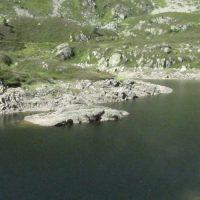 Le Barrage et l'Étang du Sisca