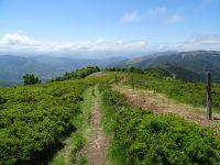 Cap du Carmil depuis la Cabane du Col de Péguère